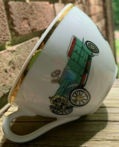 Princess House Tea Cup Exclusive Fine Porcelain Vista Alegre Portugal