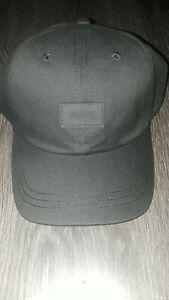 Victorias Secret Pink Snapback Adjustable Baseball Hat Cap black w/'logo