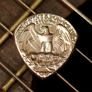 Coin Guitar Pick + Fender Telecaster Stratocaster Neck Parts Body Tele Strat ART