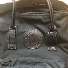 """Fjallraven Kanken No.2 Laptop Rucksack Backpack 15"""" Black"""