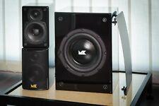 MK SOUND SUBWOOFER mod. SB 8 Black
