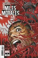 Absolute Carnage: Miles Morales 2C Variant David Nakayama Connecting Cover
