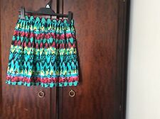 LADIES MULTICOLOURED SKIRT BY ATMOSPHERE AT PRIMARK SIZE 6