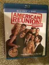 American Reunion Unrated Bluray 1 Disc Set( No Digital HD)