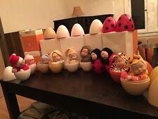 Anne Geddes Egg dolls
