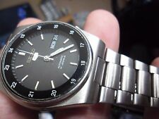 vintage gents seiko  automatic   watch