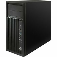HP Pro Z240 Workstation i5-6600 3.30GHz Desktop Computer 8GB 250GB M.2 SSD