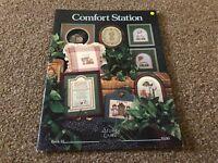 (XSC) CROSS STITCH CHART, COMFORT STATION STONEY CREEK COLLECTION BOOK 33