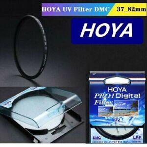 HOYA UV(O) Filter Pro1 D Pro1 D DMC LPF 37mm - 82mm Pro1 Digital UV Camera Lens