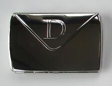 x INITIAL D BUSINESS CARD HOLDER ganz mirror finish purse accessory