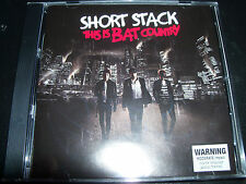 Short Stack This Is Bat Country CD - Like New
