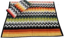MISSONIHOME HAND + BATH TOWEL SET NILES 156  COTTON MASTER MODERNO COLLECTION