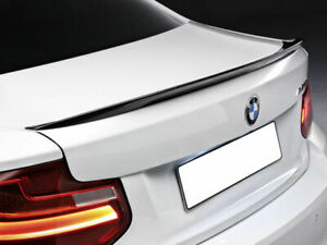 Boot Spoiler Carbon Fiber Genuine BMW F22 2 Series M Performance 51622334541