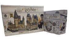 Harry Potter Bundle: 3D Puzzle Hogwarts Castle ~ 428 Pieces + 20 Character Figs.