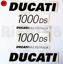 003 Kit replica adesivi DUCATI Multistrada 1000ds (moto, sticker, decalcomania)
