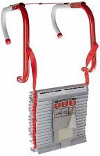 Easy Deploy Emergency Fire Escape Window Ladder Anti Slip Rungs 25 Foot Tall