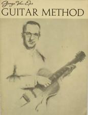 George Van Eps Guitar Method Book RARE Out of Print Plymouth Music Co