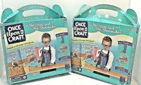 Once Upon a Craft The Elves and the Shoemaker Craft and Educational Book 2 Kits