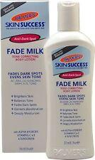 2 Pack Palmer's Skin Success Eventone Fade Milk Lotion 8.50 oz Each