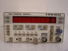 Hameg HM 8021-3 Counter / Frequenzzähler  bis 1 GHz