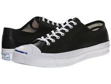 CONVERSE JACK PURCELL SIGNATURE LEATHER OXFORDS SHOES SIZE MENS 13 $125 149910C
