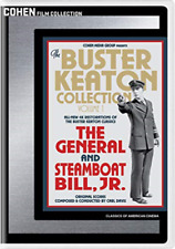 Buster Keaton Collection: V.-Buster Keaton Collection: Vol 1 Dvd New