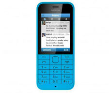 Doble Sim único Nokia 220 RM-969 RM-970 2MP Bluetooth Radio GSM 900/1800