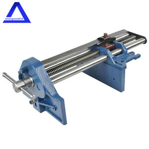 """10"""" Wood Bench Vise Woodworking Woodworker Bench Vice Quick Release"""