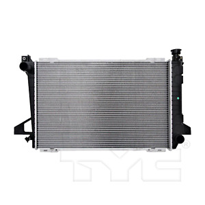 For 2015-2017 Ford F150 Radiator TYC 96566QH 2016