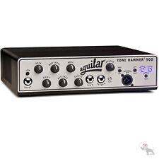 Aguilar Tone Hammer 500 Watt Superlight Bass Amplifier Head Speakon XLR Outputs