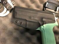 SIG Sauer P229R 9/40/357 right handed black IWB kydex concealment holster