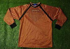 UMBRO ORIGINAL MENS 90'S VINTAGE FOOTBALL GOALKEEPER GK L/S SHIRT JERSEY SIZE L