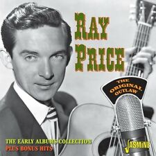 Ray Price - Original Outlaw:Early Albums Collection Plus Bonus [New CD] UK - Imp