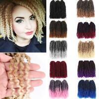 3Pcs/Lot Marlybob Afro Kinky Curl Crochet Hair Jerry Curl Braids Hair Extension