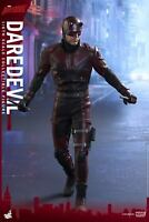 DHL EXPRESS HOT TOYS 1/6 MARVEL'S DAREDEVIL TMS003 MATT MURDOCK DAREDEVIL FIGURE