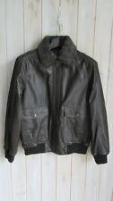 Unbranded Leather Bomber, Harrington Coats & Jackets for Men