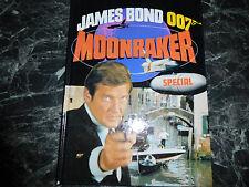JAMES BOND 007 BILDBAND  SPECIAL  1979   0717