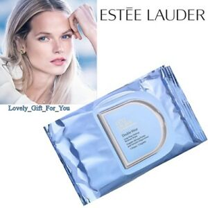 NEW Estee Lauder Double Wear Long-Wear Makeup Remover 5 Wipes / 1 or 3 Packs