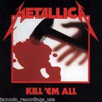 METALLICA - Kill Em All - Remastered - Digipak CD