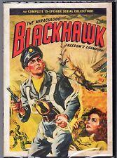 Blackhawk (DVD) 15 Chapter Cliffhanger Serial - 1952 Kirk Alyn, Carol Forman NEW