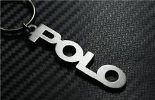 VW POLO PORTACHIAVI Keychain Schlüsselanhänger porte-clés TDI GT GTI G40 DIVERTENTE Dune