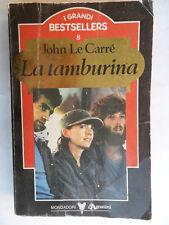 LA TAMBURINA - JOHN LE CARRE' - I GRANDI BESTSELLERS DE AGOSTINI-1985 - S2