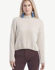 SANCTUARY Mock Neck Chenille Sweater (L) Nordstrom