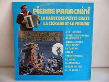 PIERRE PARACHINI La danse des petits chats  ppl808 musette accordeon