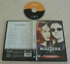 RARE DVD PAL MUSIQUE BEST OF MASTER SERIE NIAGARA 12 TITRES 2005