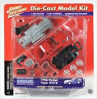 Johnny Lightning Die Cast Model Kit 1996 Dodge Viper GTS-R 1:64 NEW/SEALED/2001