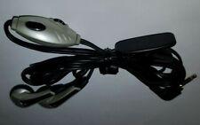 Genuine O2 XDA II executive personal HEADSET 2.5 mm PIN AHTXD2PN BLACK/SILVER