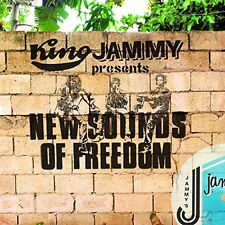 King Jammy Presents New Sounds Of Freedom [CD]