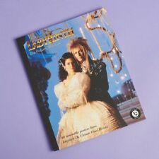 Loot Crate DX Exclusive August 2017 Labyrinth Poster Book 40 Removable Posters