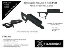 Bottom Metal / DBM AI Mag Compatible -  Remington 700 Aluminium Long Action